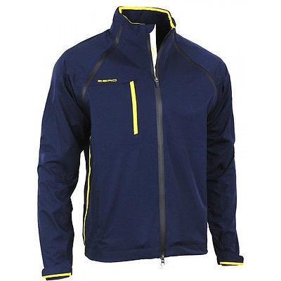 シャツ トップス セーター ゼロリストリクション Zero Restriction Pinnacle トラベルer ジャケット ブルー X-ラージ- ゴルフ アウターウェア