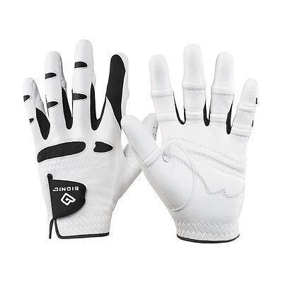 ゴルフグローブ ビオニク Bionic Sテーブルgrip ナチュラル Fit ゴルフ Gラブ ホワイト ミディアム メンズ Lh (Rh