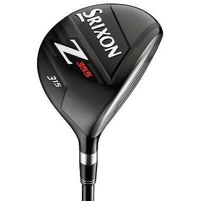 ゴルフクラブ スリクソン Srixon Z 355 Fairway Wood 15 degree 3 Senior ライトハンド