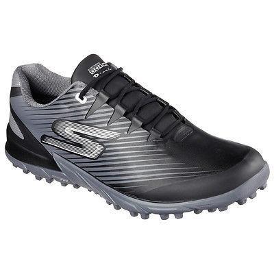 流行 ゴルフシューズ スケッチャーズ Skechers Go シューズ Skechers ゴルフ Bionic -メンズ 2 ゴルフ シューズ ブラック/グレー 9 ミディアム -メンズ ゴルフ シューズ, 二見町:ff24d844 --- airmodconsu.dominiotemporario.com