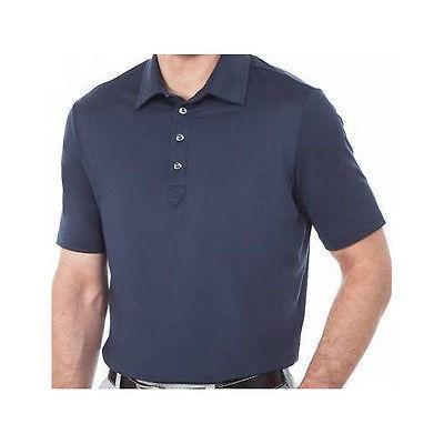 距離計 スコープ チェイス 54 Chase 54 Ford Polo ブルー Zircon Xx-ラージ メンズ ゴルフ shirt