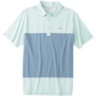新品即決 距離計 スコープ リンクソウル Linksoul Y/D ストライプ Y/D Polo メンズ ストライプ ミント Xx-ラージ メンズ ゴルフ shirt, US-NEXT:ab5cadc1 --- airmodconsu.dominiotemporario.com
