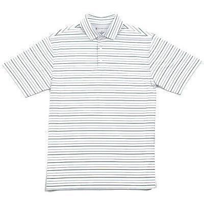 距離計 スコープ オックスフォードゴルフ オックスフォード ゴルフ Irvine Polo シルバー Pine XX-ラージ メンズ ゴルフ shirt