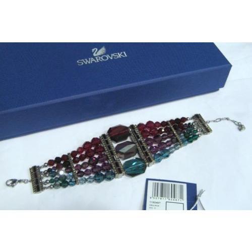 100%安い ブレスレット スワロフスキー Swarovski Crystal Sumptuous Bracelet, Byzantine Style, Style, Crystal Beads 1160467 MIB - 1160467, エベツシ:190c30c3 --- airmodconsu.dominiotemporario.com
