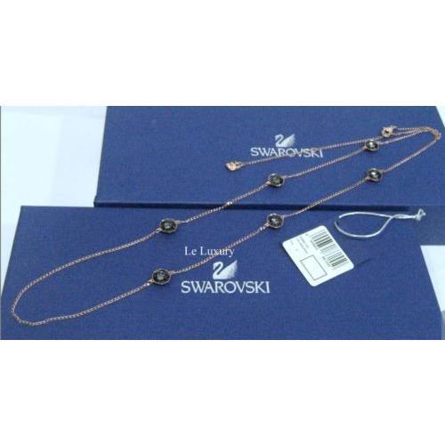 珍しい ネックレス 5086155 スワロフスキー Swarovski Crystal Body Necklace. Pendant Pendant Rose gold-Plated Crystal Authentic MIB 5086155, よしもとネットショップplus:abb5bf43 --- airmodconsu.dominiotemporario.com