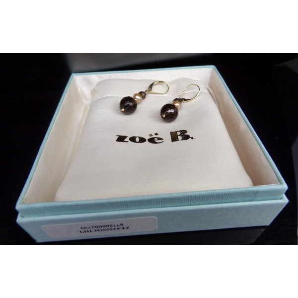 【お気にいる】 イヤリング 海外バイヤーセレクト ZE4326SQCHPL Zoe B by Marissa Earrings Quartz/ ZE4326SQCHPL 14k Gold Smokey Quartz/ Champagne Pearl Earrings, 激安 アウトレット家具 テリア:f57b986b --- airmodconsu.dominiotemporario.com