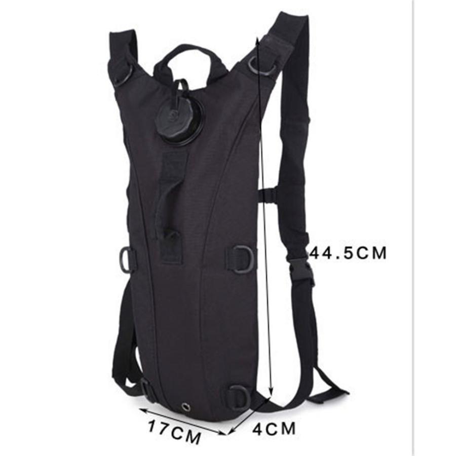 ランニングバッグ ハイドレーションリュック 運動 スポーツバッグ 軽量 水袋いれ ウォーターキャリー 給水 ランニング サイクリング 登山 アウトドア|pandxi|04