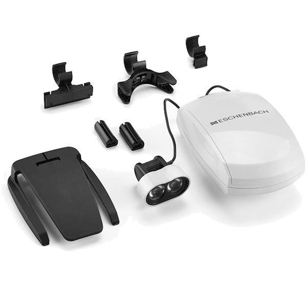 送料無料|エッシェンバッハ マックス・ディテール用ヘッドライトLED ライト単体 1604-2|b03