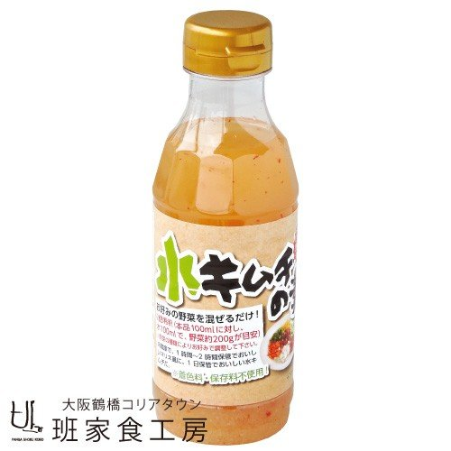 水キムチの素 300ml 徳山物産 売れ筋 迅速な対応で商品をお届け致します
