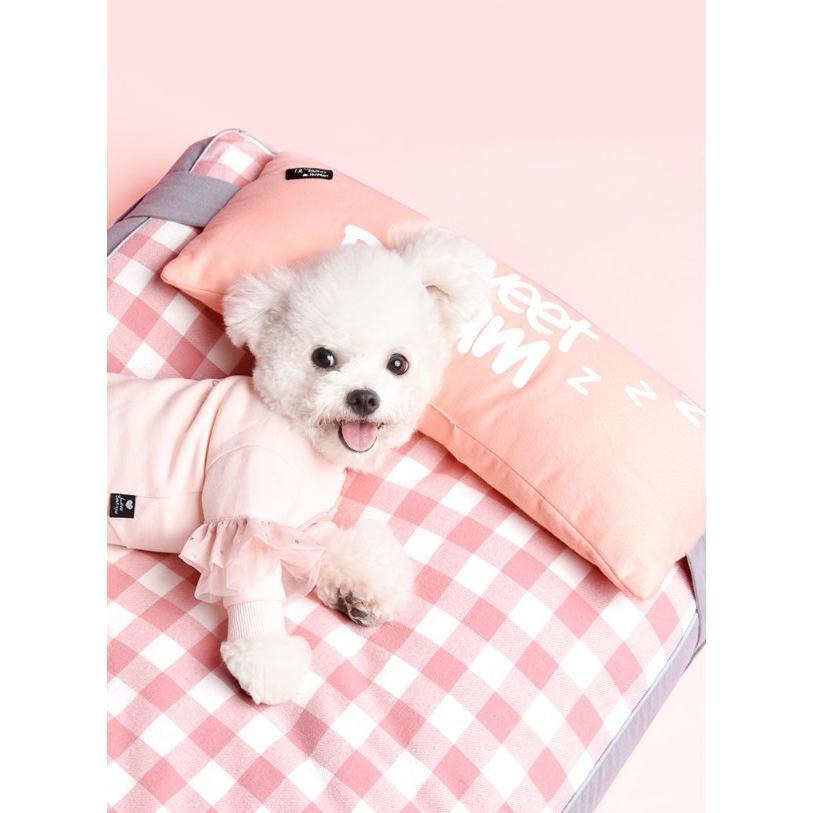 ペットベッド ソフトペット 犬 クッション ペット 小型犬 中型犬 大型犬 柴犬 マット スクエア型 暖かい 防寒対策 秋冬  ヨーロッパ風 S:55*42*12 Panni|panni-fashion|03