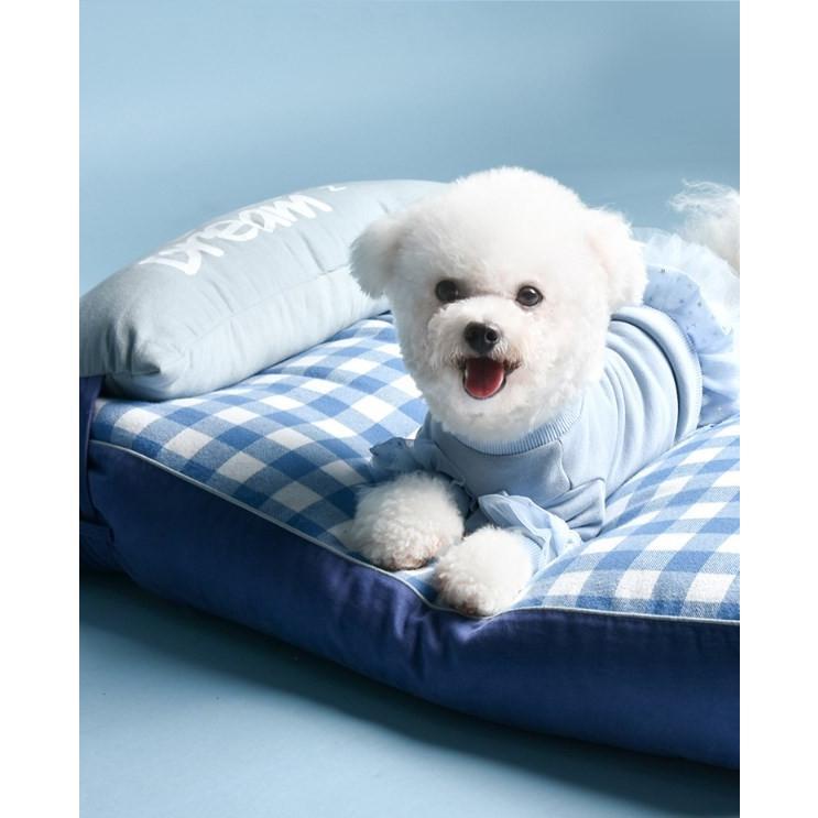 ペットベッド ソフトペット 犬 クッション ペット 小型犬 中型犬 大型犬 柴犬 マット スクエア型 暖かい 防寒対策 秋冬  ヨーロッパ風 S:55*42*12 Panni|panni-fashion|05