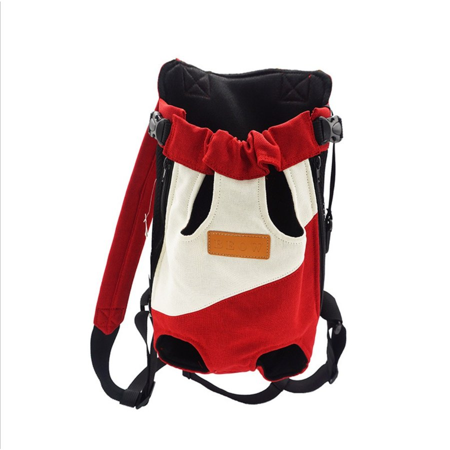 ペット用 おんぶ だっこひも キャリーバッグ 犬  抱っこ紐  ペットリュック 小型犬  お散歩 おでかけ  キャリーバッグ スリング S/M Panni|panni-fashion|09