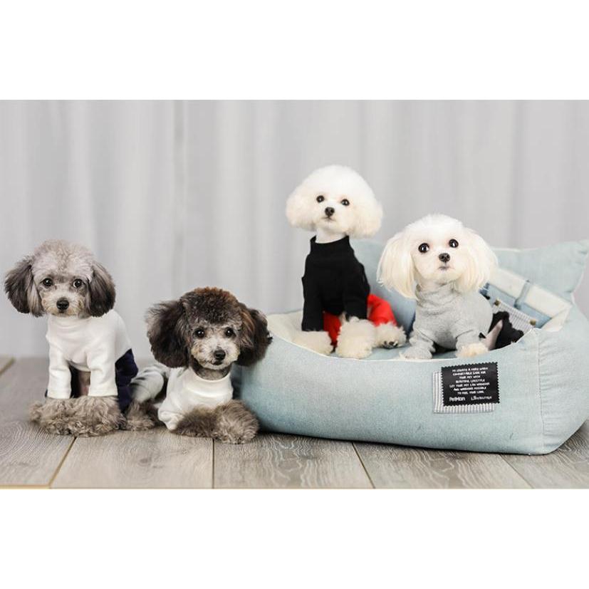 犬 服 ドッグウェア 犬服 秋 冬 あったか 暖か 服 超小型犬 小型犬 ジャージ かわいい おしゃれ パーカー つなぎ イヌ チワワ 送料無料|panni-fashion|11