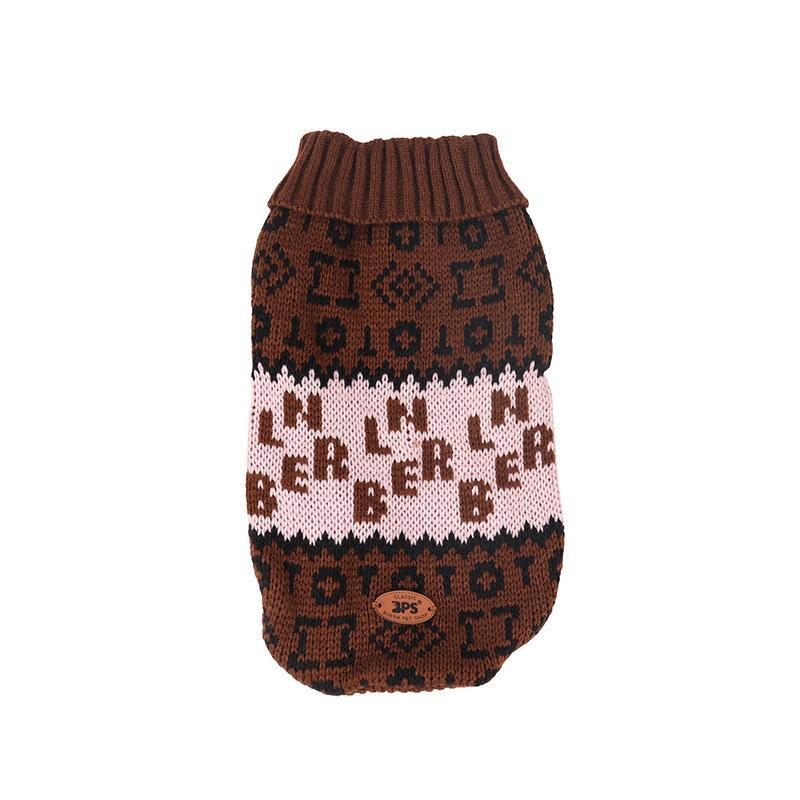 ペット服 ドッグウェア 犬服 秋 冬 シンプル 暖かい プチプラ 犬用セーター おしゃれセーター セーター あったか 暖か 犬の服 小型犬 中型犬 老犬 送料無料|panni-fashion|12