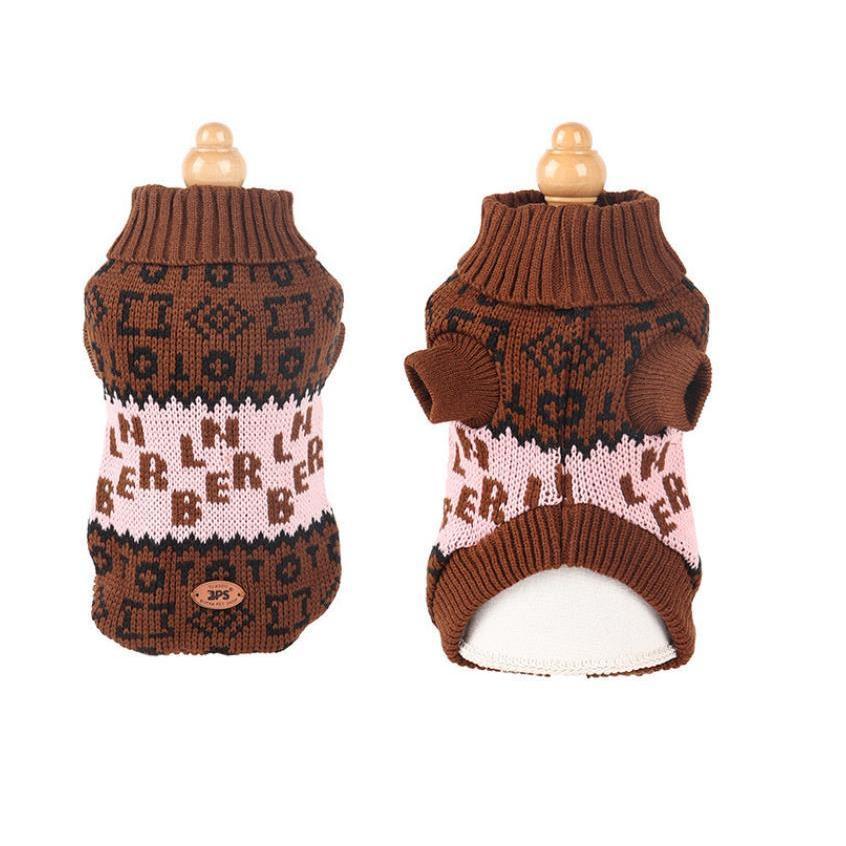 ペット服 ドッグウェア 犬服 秋 冬 シンプル 暖かい プチプラ 犬用セーター おしゃれセーター セーター あったか 暖か 犬の服 小型犬 中型犬 老犬 送料無料|panni-fashion|06
