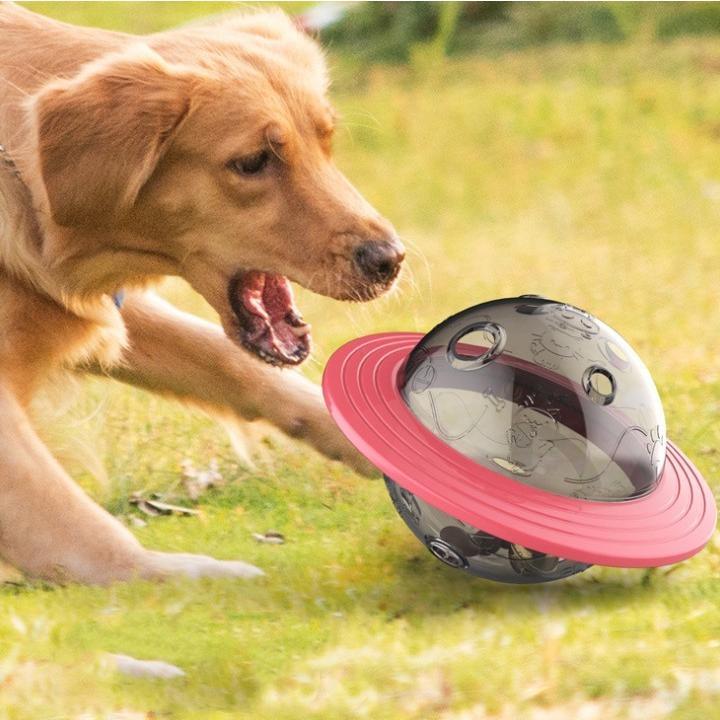 おやつボール 玩具ボール 噛むおもちゃ 餌入り 犬 留守番 ストレス解消 おもちゃ 犬 ボール 運動不足やストレス解消 ダイエット レーニングなど 犬遊び用|panni-fashion|11