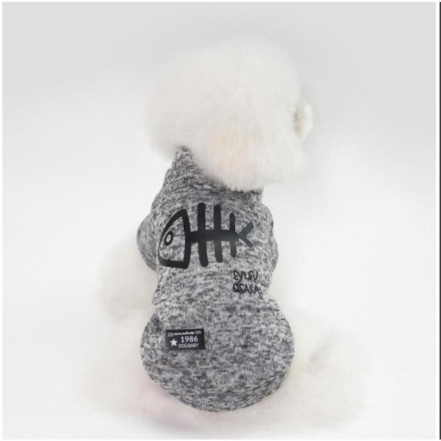 ペット服 冬 犬服 ドッグウェア セーター ダウン 秋冬 ワンちゃんの服 保温 可愛い ペット服 S~2XLサイズ 犬グウェア 犬セーター 犬服 送料無料|panni-fashion|13