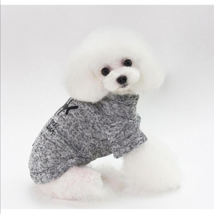 ペット服 冬 犬服 ドッグウェア セーター ダウン 秋冬 ワンちゃんの服 保温 可愛い ペット服 S~2XLサイズ 犬グウェア 犬セーター 犬服 送料無料|panni-fashion|06
