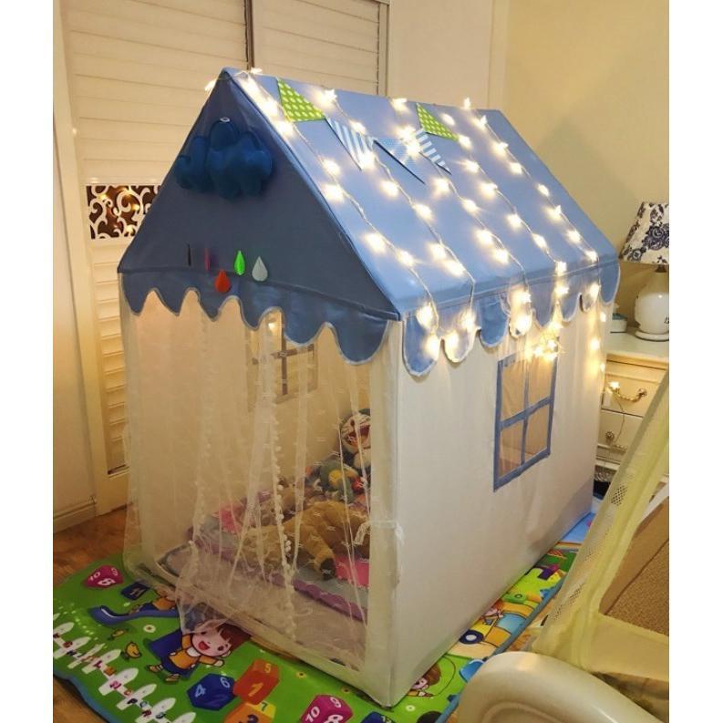 キッズ テント ハウス 子供プレゼント プリンセスハウス プレイハウス 室内 屋内 ベビー 幼児 おもちゃ 秘密基地 隠れ家 子供部屋 Panni 送料無料|panni-fashion|06