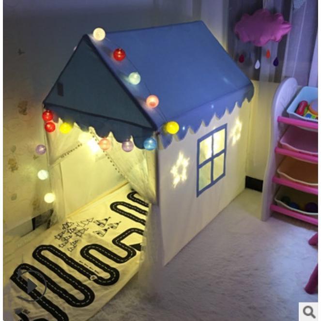キッズ テント ハウス 子供プレゼント プリンセスハウス プレイハウス 室内 屋内 ベビー 幼児 おもちゃ 秘密基地 隠れ家 子供部屋 Panni 送料無料|panni-fashion|08