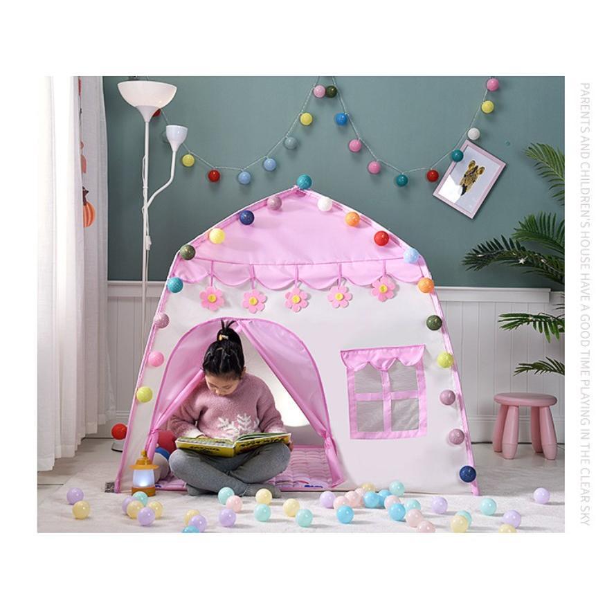 キッズ テント ハウス 子供プレゼント プレイハウス 室内 屋内 ベビー 幼児 おもちゃ おままごと 秘密基地 隠れ家 子供部屋 ギフト Panni 送料無料 panni-fashion 15