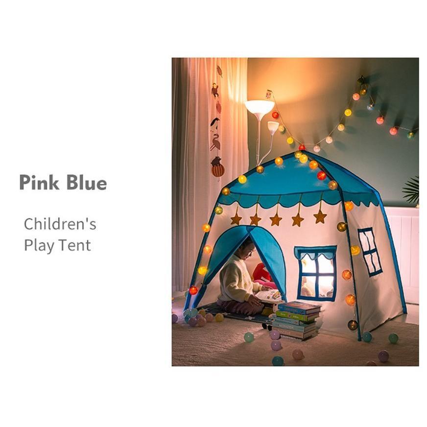 キッズ テント ハウス 子供プレゼント プレイハウス 室内 屋内 ベビー 幼児 おもちゃ おままごと 秘密基地 隠れ家 子供部屋 ギフト Panni 送料無料 panni-fashion 16
