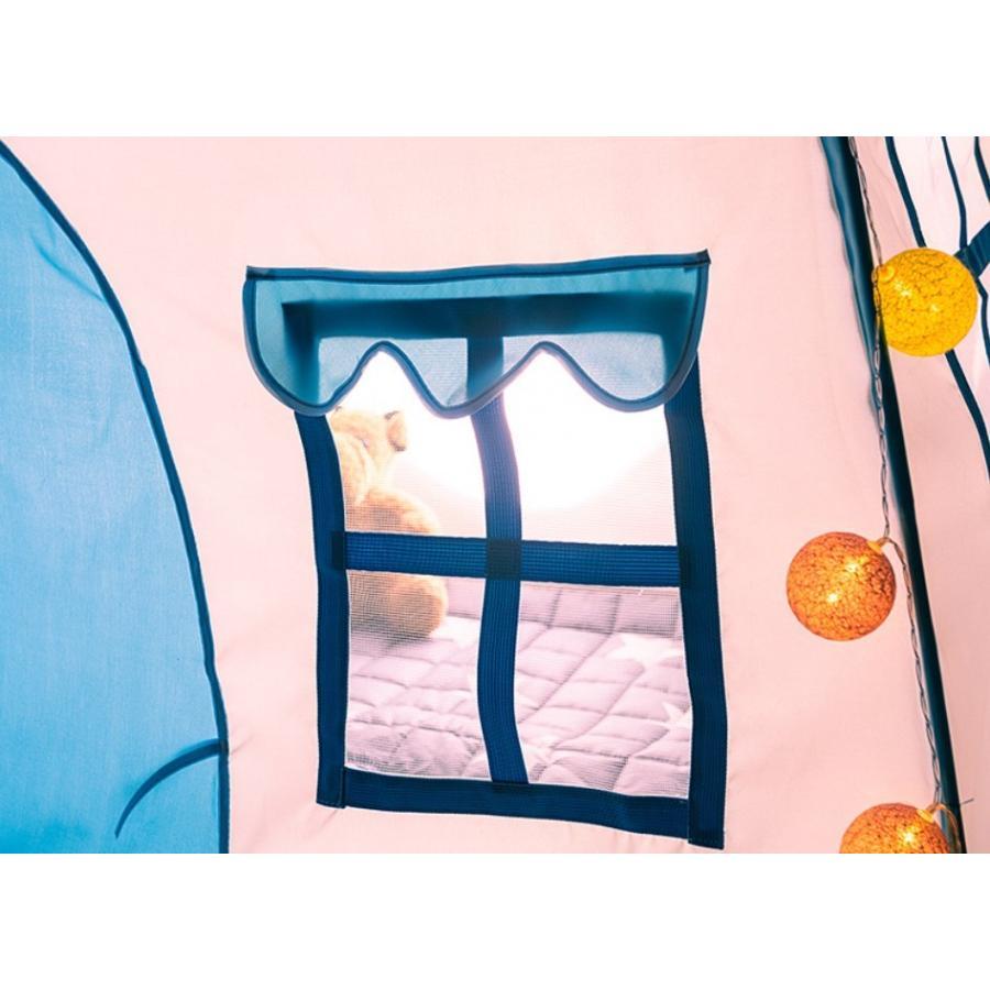 キッズ テント ハウス 子供プレゼント プレイハウス 室内 屋内 ベビー 幼児 おもちゃ おままごと 秘密基地 隠れ家 子供部屋 ギフト Panni 送料無料 panni-fashion 17