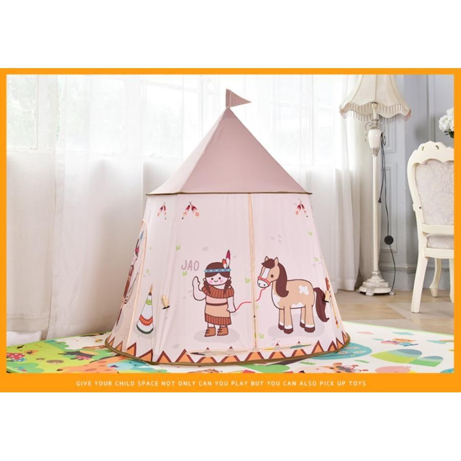キッズ テント 子供テント ハウス 子供プレゼント プレイハウス 室内 屋内 ベビー 幼児 おままごと 秘密基地 隠れ家 子供部屋 ギフト Panni 送料無料|panni-fashion|13
