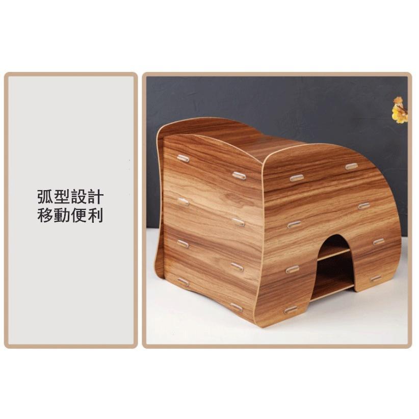 卓上 収納 ボックス レターケース 深型 A4サイズ 木製 卓上ラック 机上棚 組み立て式 多機能 送料無料|panni2-shop|07