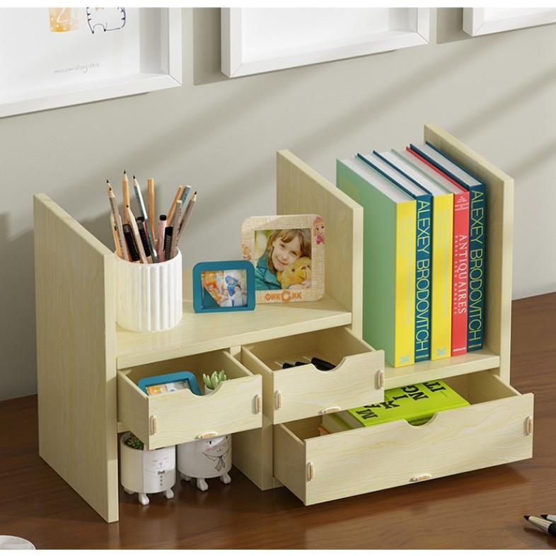 本棚 大容量 薄型 木製 おしゃれ カラーボックス 卓面本棚 大 容量 安い 書棚 ブックシェルフ  送料無料 panni2-shop 02