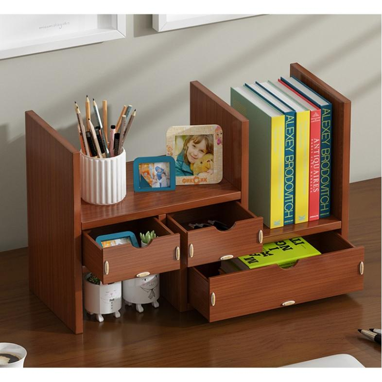 本棚 大容量 薄型 木製 おしゃれ カラーボックス 卓面本棚 大 容量 安い 書棚 ブックシェルフ  送料無料 panni2-shop 03