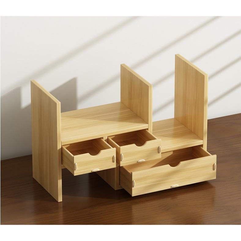 本棚 大容量 薄型 木製 おしゃれ カラーボックス 卓面本棚 大 容量 安い 書棚 ブックシェルフ  送料無料 panni2-shop 04