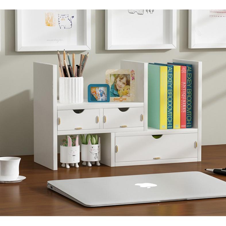 本棚 大容量 薄型 木製 おしゃれ カラーボックス 卓面本棚 大 容量 安い 書棚 ブックシェルフ  送料無料 panni2-shop 05