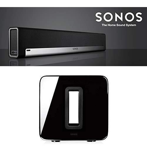 【あすつく】 Sonos 3.1 ホームシアターシステム 3.1 SUB + Playbar + SUB, リフォーム本舗:644b5902 --- grafis.com.tr