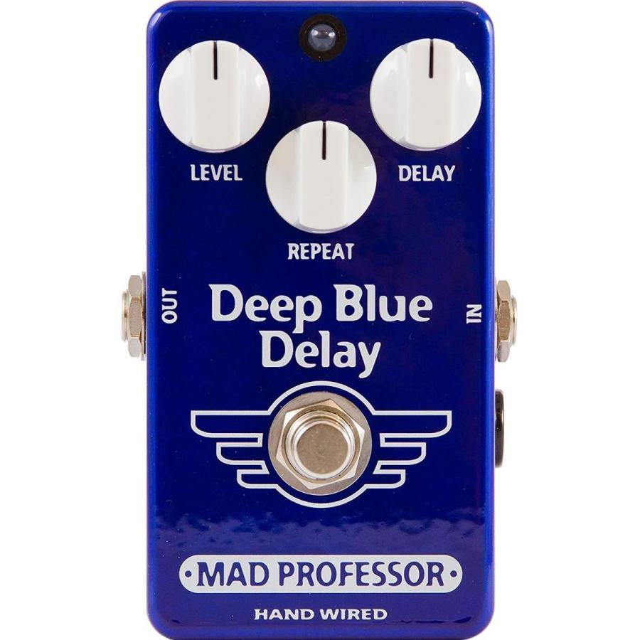 Mad Professor マッドプロフェッサー エフェクター Hand-Wired Series ディレイ Deep Blue Delay