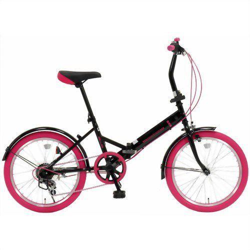 50%OFF GFD-206TPK ピンク20インチ折畳自転車カラータイヤモデル外装6段変速付 GFD-206TPK ピンク, 綾瀬市:9174ec44 --- airmodconsu.dominiotemporario.com