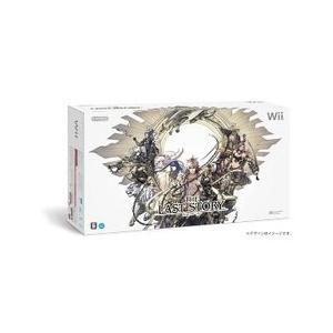 新品 Wii Wii本体 ラストストーリー スペシャルパック (RVL-S-WABA)