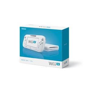 新品 WiiU Wii U ベーシックセット