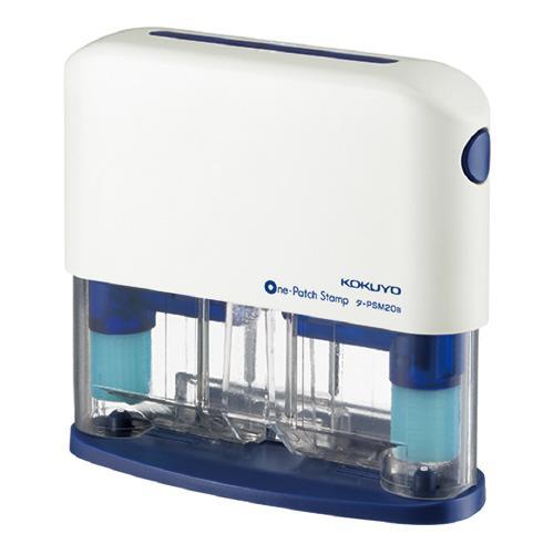 タ-PSM20B ビニールパッチホルダー ワンパッチスタンプ コクヨ ついに再販開始 2穴タイプ 4901480300740 全品最安値に挑戦