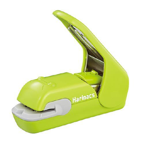 コクヨ 新作入荷!! SLN-MPH105G 針なしステープラー ハリナックスプレス 激安通販 5枚とじ 緑