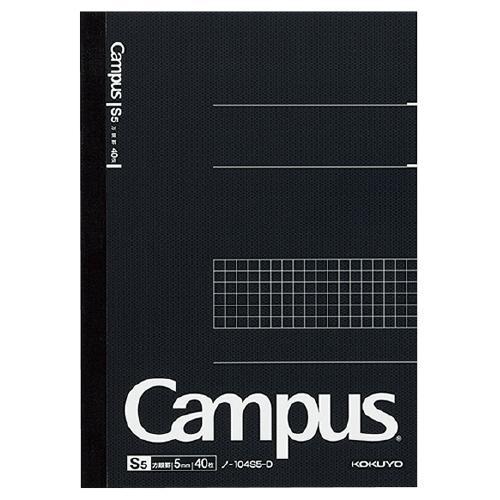 ノ-104S5-D キャンパスノート方眼罫 A5 ◆高品質 4901480311609 まとめ買い特価 コクヨ