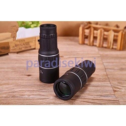 16X52 TM652 単眼鏡コンパクト 高倍率 二焦点 防水 小型 家庭用|paradisekiwi|02