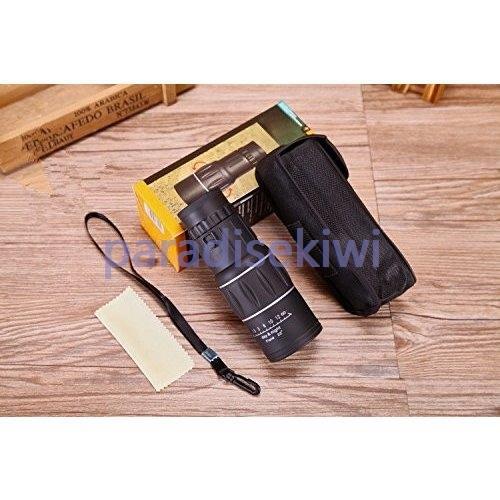 16X52 TM652 単眼鏡コンパクト 高倍率 二焦点 防水 小型 家庭用|paradisekiwi|03