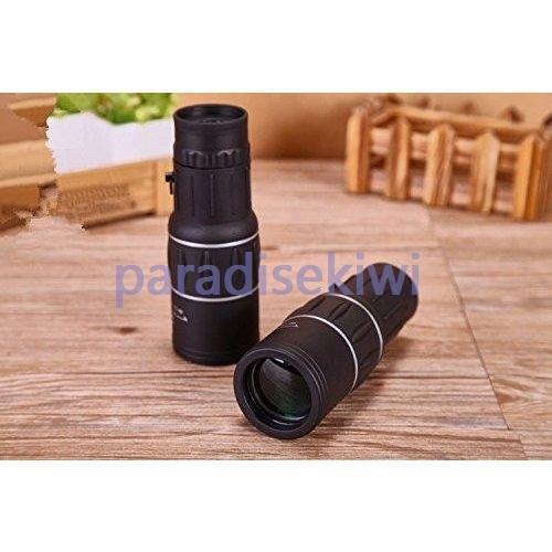 16X52 TM652 単眼鏡コンパクト 高倍率 二焦点 防水 小型 家庭用|paradisekiwi|04
