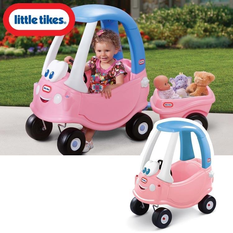 乗用玩具 足けり リトルタイクス プリンセス コージークーペ 30th Anniversary Edition Littletikes