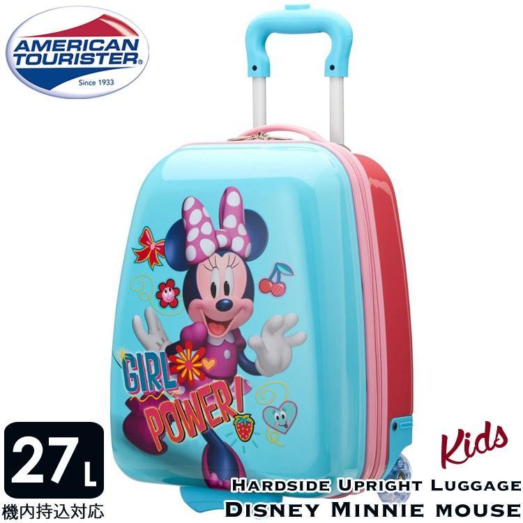 ディズニー ミニーマウス ハード キャリーバッグ キャリーケース サムソナイト 予約販売 ミニー 機内サイズ アメリカンツーリスター 商品