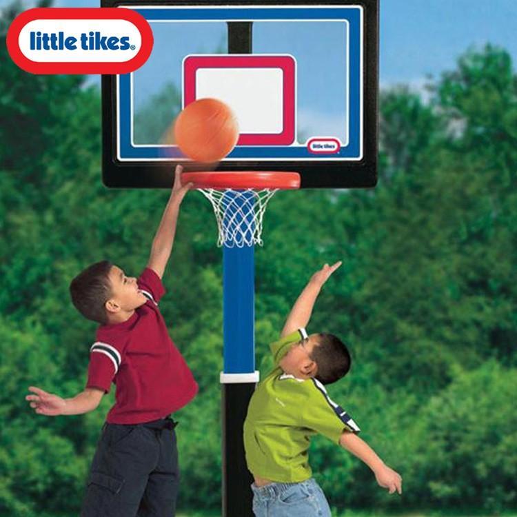 リトルタイクス プロ バスケットボールセット Littletikes 632594 /配送区分B