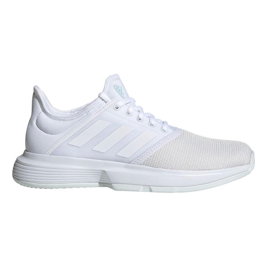 adidas(アディダス) EE3813 テニスシューズ ゲームコート レディース