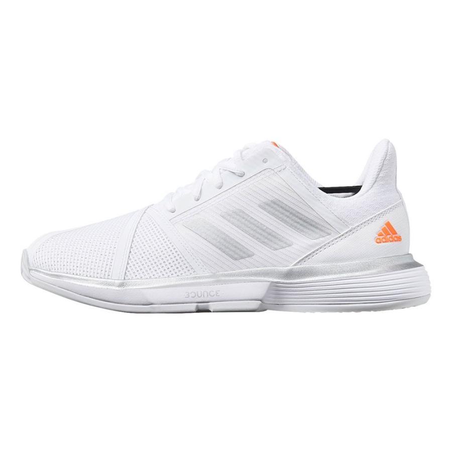 adidas(アディダス) G26833 CourtJaM Bounce W レディース テニスシューズ コートジャム バウンス