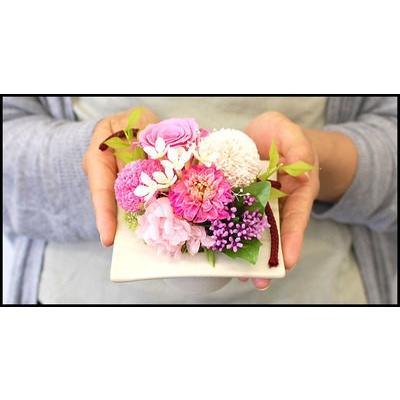 誕生日プレゼント 花  和風プリザーブドフラワー 誕生日 母の日 古希 花 ギフト プリザーブドフラワー ブリザード 古希祝い 米寿 プリザード ( ひより )|paravoce|05